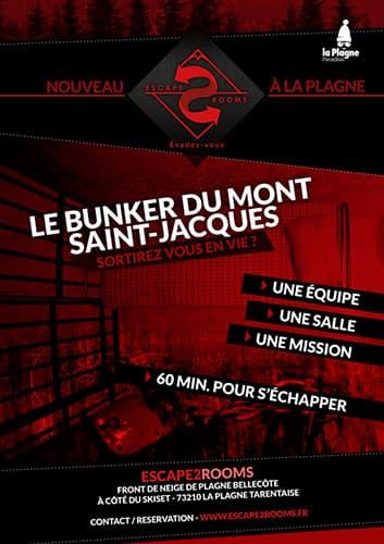 Le bunker Saint-Jacques