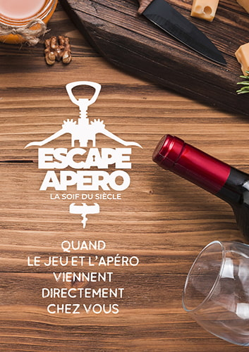 Le jeu Escape Game Apéro