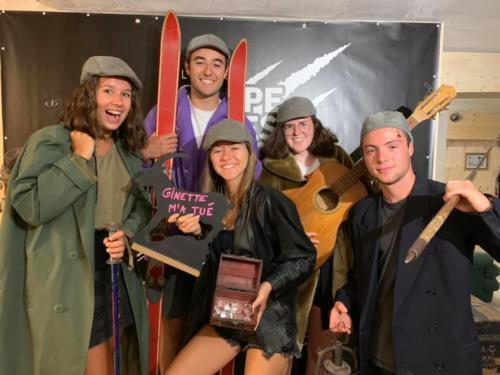 Joueurs de L'Escape Room L'Avalanche