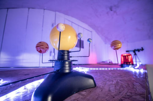 Escape Room - Salle Le Tunnel à Val Cenis
