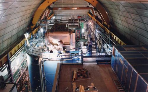 Tunnel du Fréjus en Savoie