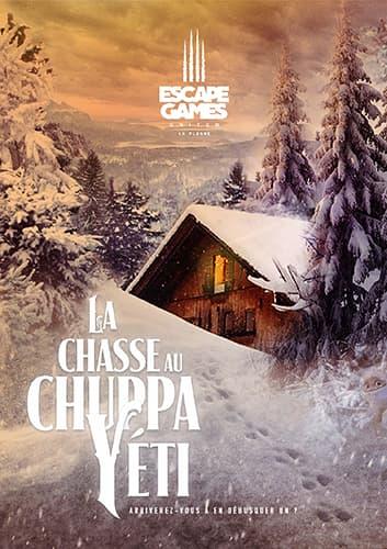 La Chasse au Chuppa Yéti